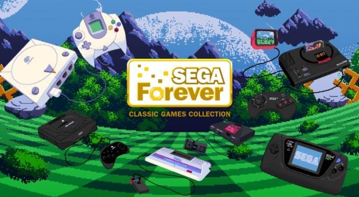 Todos los clásicos de SEGA Gratis en tu iPhone con Sega Forever