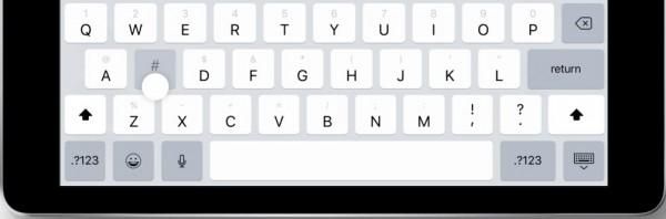 Teclado-iOS-11-iPad