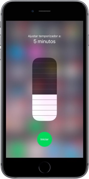 Temporizador-control-center-iOS-11