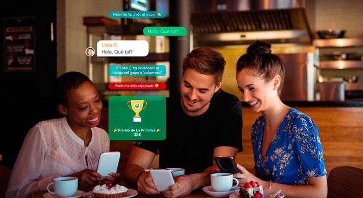 Jugar a la lotería en grupo desde tu iPhone es ahora más fácil que nunca con TuLotero