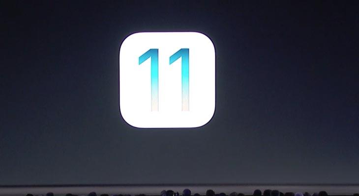iOS 11 se presenta, estas son algunas de sus características principales