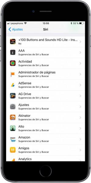 iOS 11 funciones ocultas
