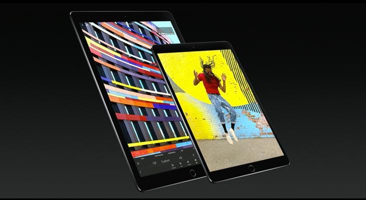 Apple presenta el iPad Pro 2 de 10,5 pulgadas; principales características