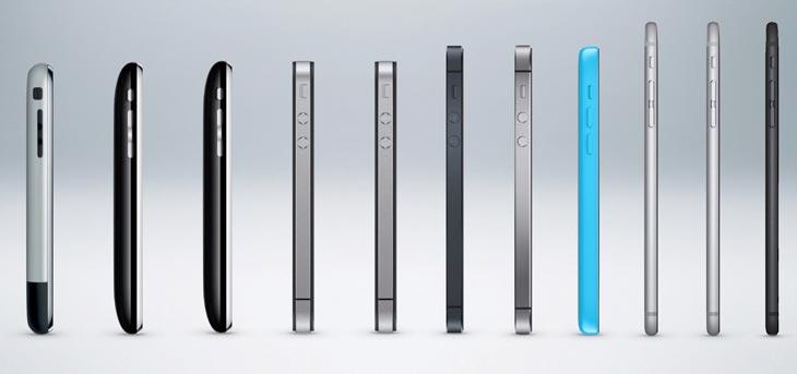 10 años no son nada… ¡Felicidades iPhone!