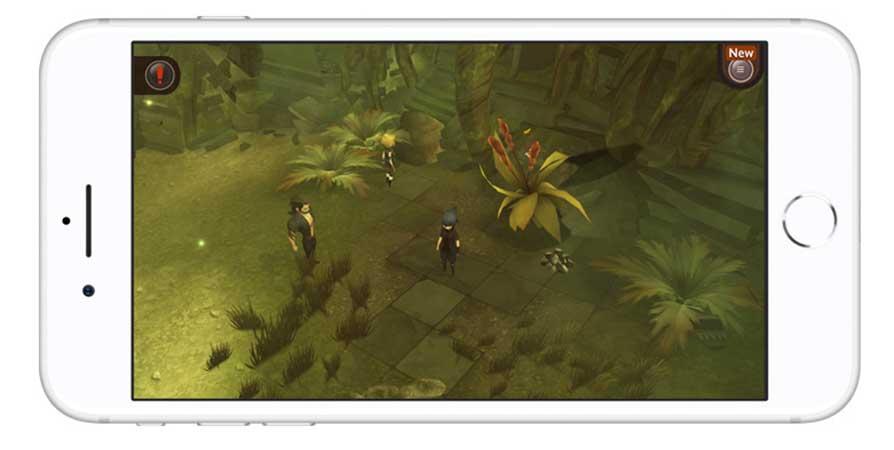 iPhone 8 Gráficos y Juegos
