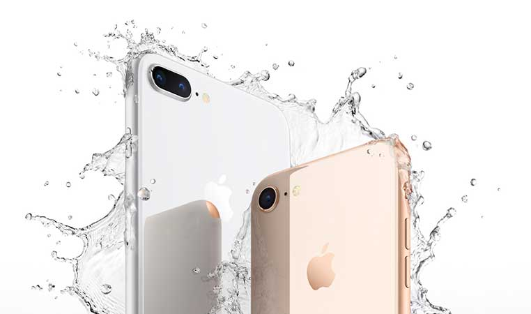 iPhone 8 Resistente al agua