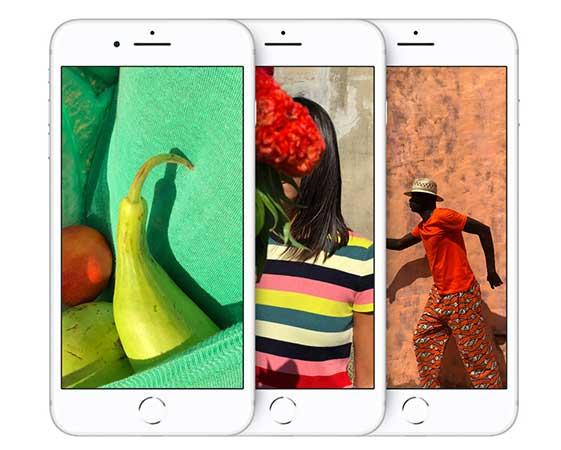 iPhone 8 Pantalla Retina HD TrueTone