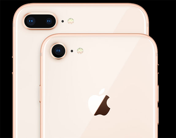 iPhone 8 y 8 Plus Cámaras