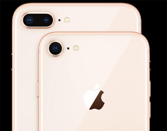 iPhone 8 y 8 Plus Cámaras