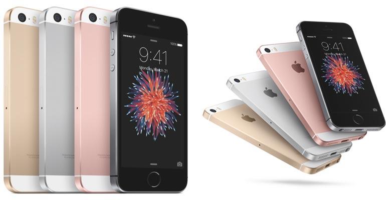 iPhone-SE colores
