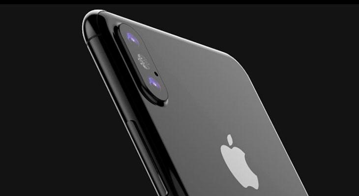 Llega la primera filtración de componentes del iPhone 8