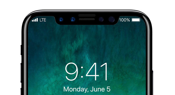 Un suministrador de Apple confirma que el iPhone 8 tendrá sensores 3D