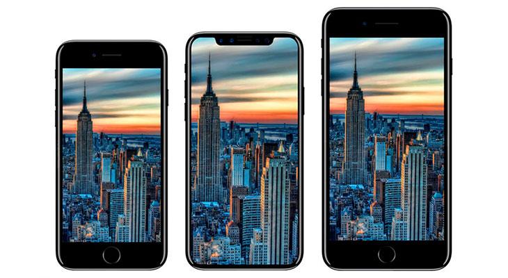 Un suministrador de Apple confirma que los iPhones de 2017 tendrán carga inalámbrica y serán impermeables