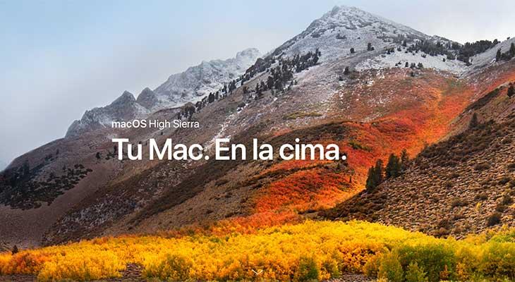Todas las novedades que trae macOS High Sierra: un paso más hacia la excelencia