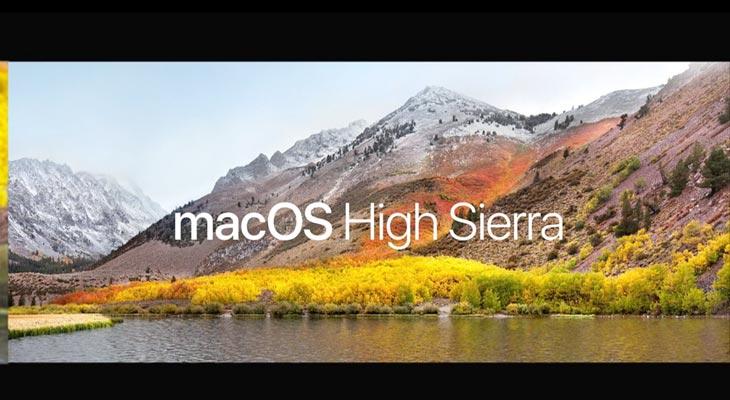 macOS High Sierra, el nuevo sistema operativo para Macs