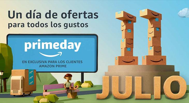 Llegan las primeras ofertas del Amazon Prime Day. ¡No te las pierdas!