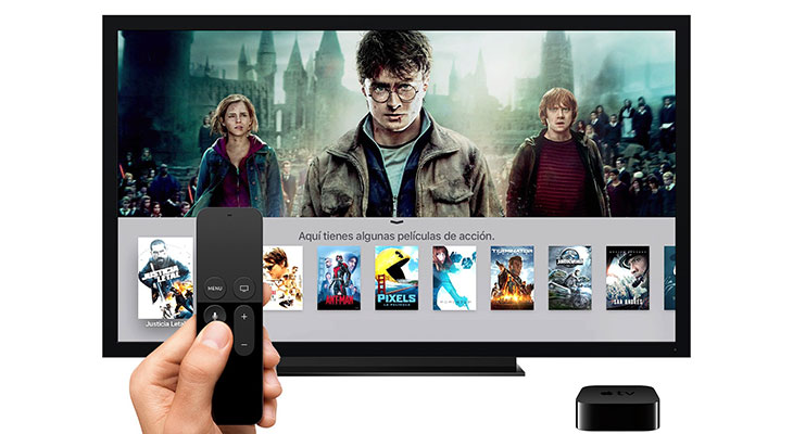 Aparecen pistas en iTunes de que el Apple TV 5 reproducirá en 4K