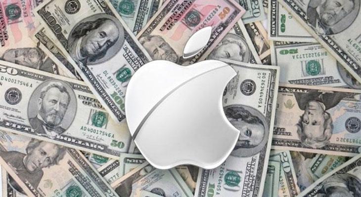 Apple podría convertirse en la primera compañía en valer un billón de dólares