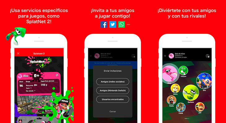 """Nintendo Switch Online"" ya disponible gratis en la App Store"