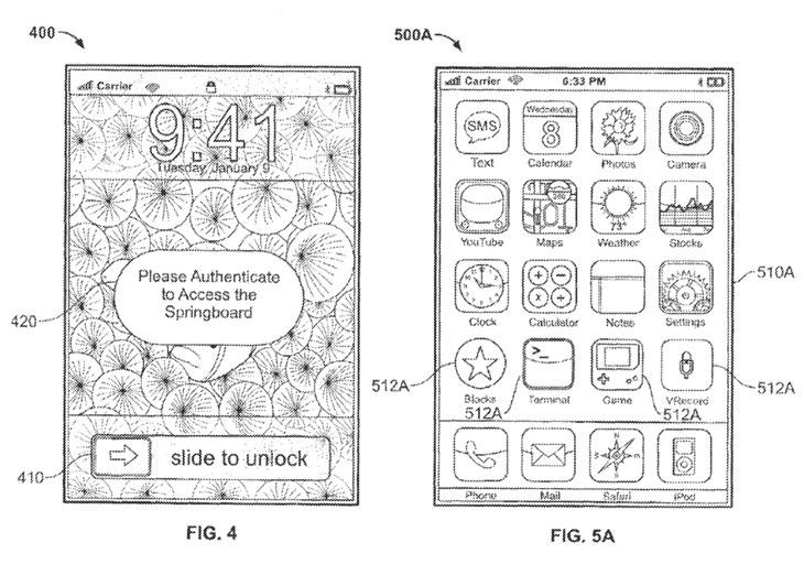 Patente_Reconocimiento_Facial_Apple