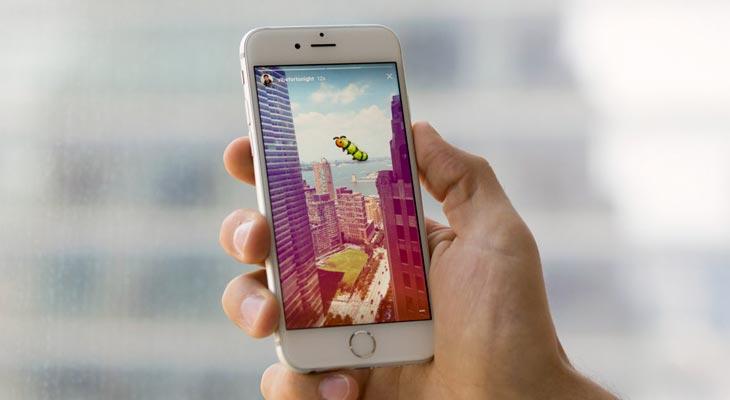 Instagram permite ahora responder a las historias con fotos y vídeos