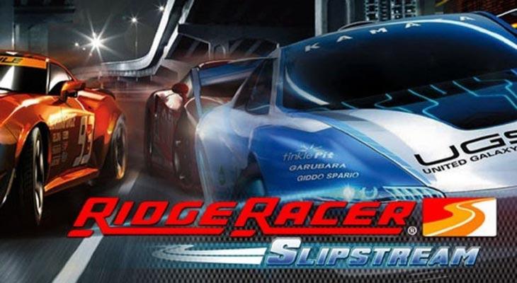 La App gratis de la semana es: Ridge Racer Slipstream