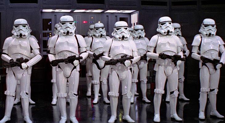 Jony Ive se inspiró en los Stormtroopers de Star Wars para crear los EarPods