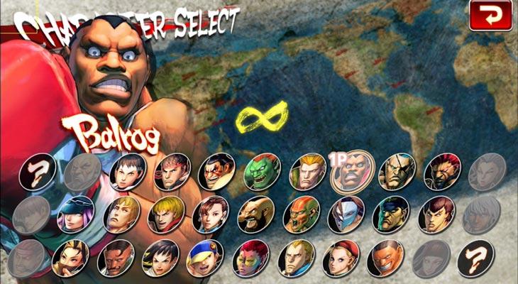 Ya puedes jugar a Street Fighter IV en tu iPhone