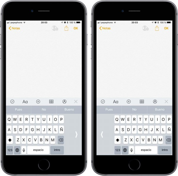 Keyboard-a-single-hand-iPhone
