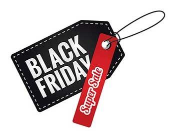 Ver las Ofertas TOP de Black Friday, Cyber Monday y Prime Day