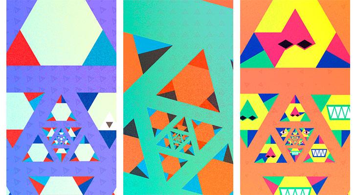 La Aplicación Gratis de la Semana es Yankai's Triangle
