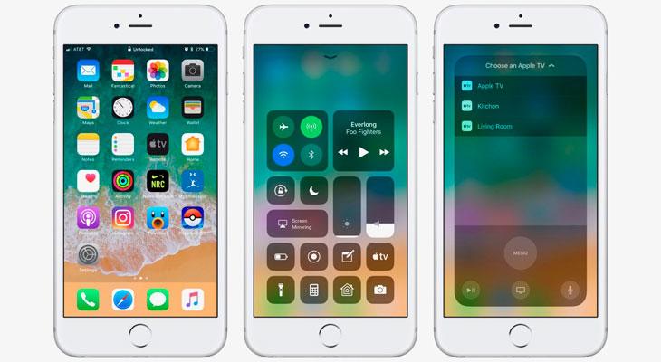 Apple lanza la beta 3 de iOS 11 para desarrolladores