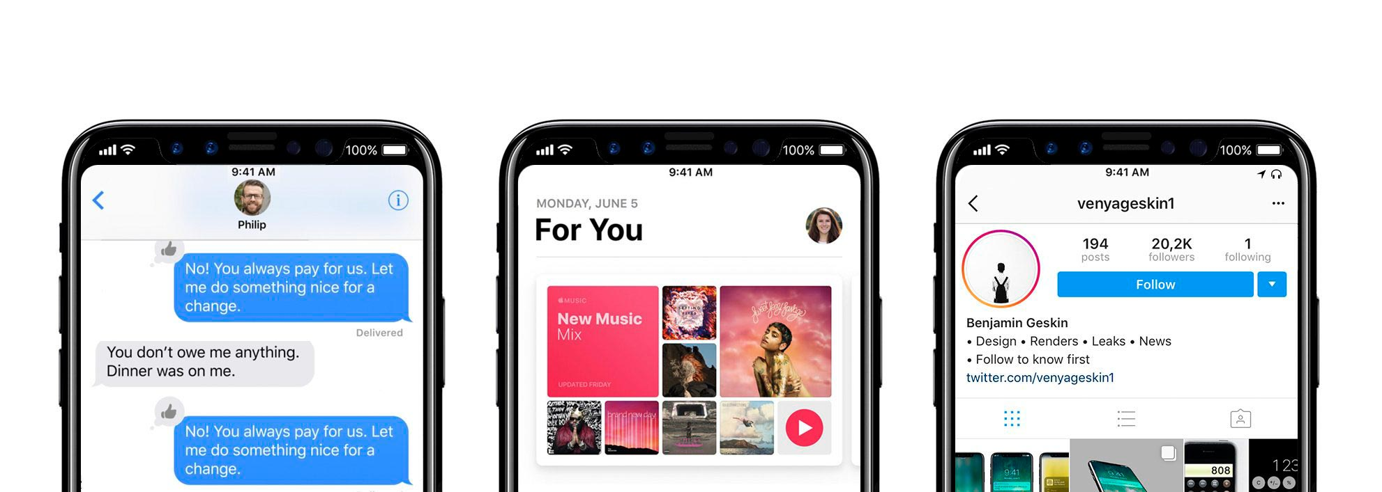 iPhone-8-frontal-negro