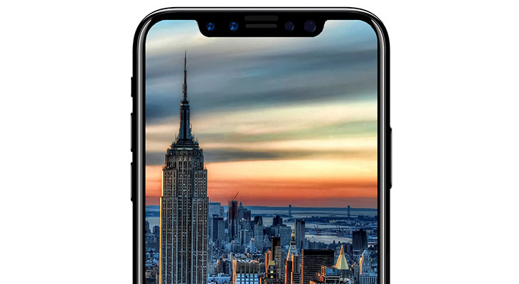La producción de prueba del iPhone 8 ya habría empezado… ¡y con el Touch ID en la pantalla!