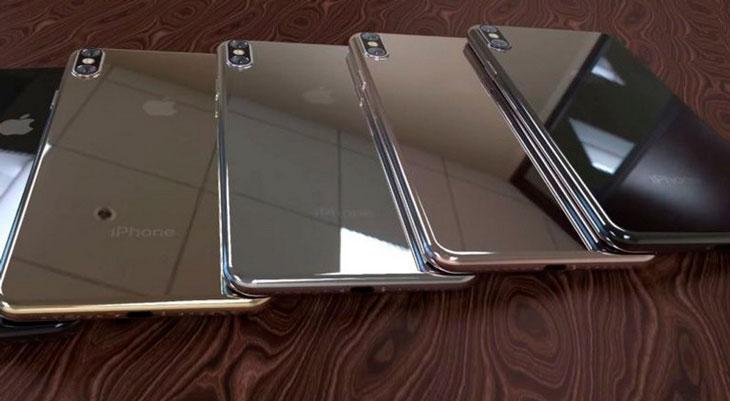 """Así podría Apple conseguir el """"efecto espejo"""" del iPhone 8, evitando rayaduras"""