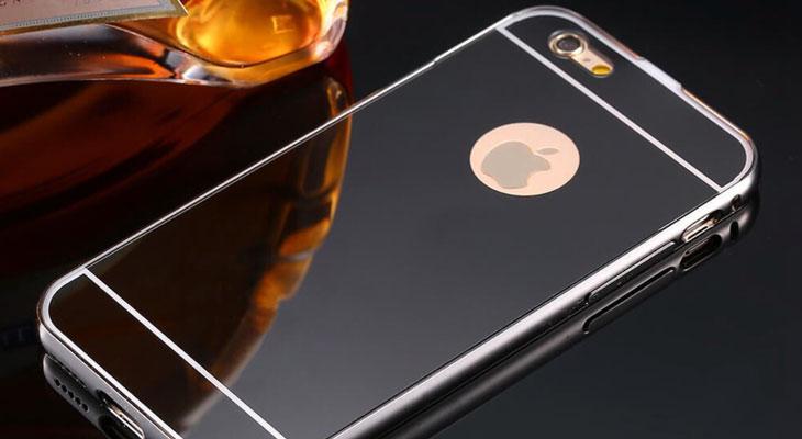 """El iPhone 8 podría venir en cuatro colores, uno de ellos con """"efecto espejo"""""""