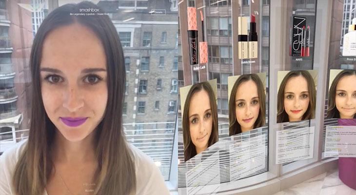 Así podremos probarnos maquillaje virtualmente con ARKit