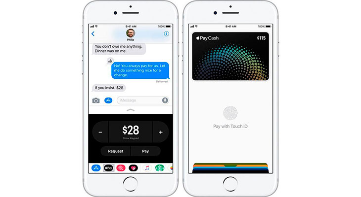 iOS 11: Los pagos entre personas de Apple Pay requerirán identificarse mediante un documento