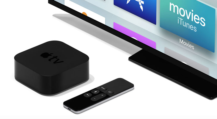 La beta 7 de tvOS 11 contiene referencias al Apple TV 5 y a la reproducción en 4K