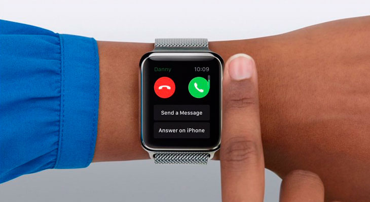 El Apple Watch 3 no hará llamadas telefónicas, a pesar de tener conectividad LTE