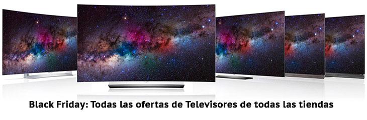 Black Friday Televisores: Ofertas de todas las tiendas