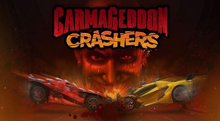 """Llega a la App Store """"Carmageddon: Crashers"""", un juego para descargar adrenalina"""