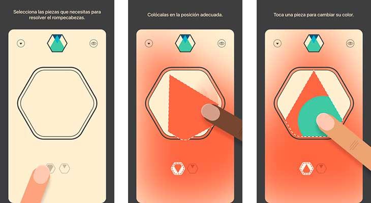 La aplicación gratis de la semana es Colorcube