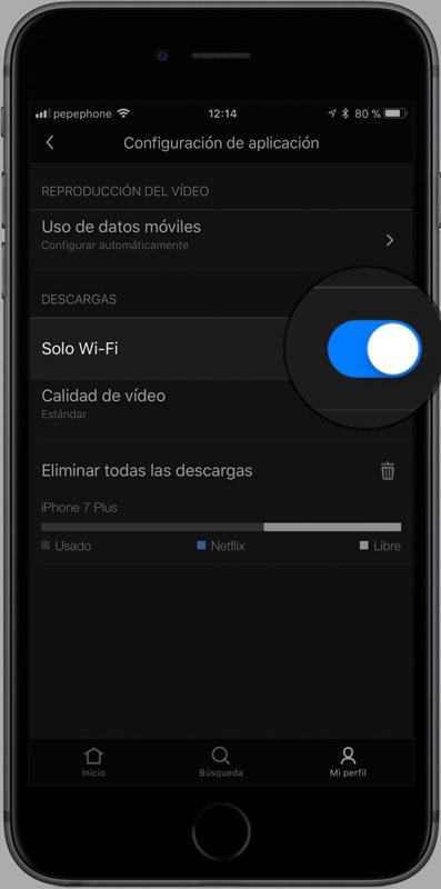 Cómo descargar películas de Netflix en tu iPhone o iPad | iPhoneA2