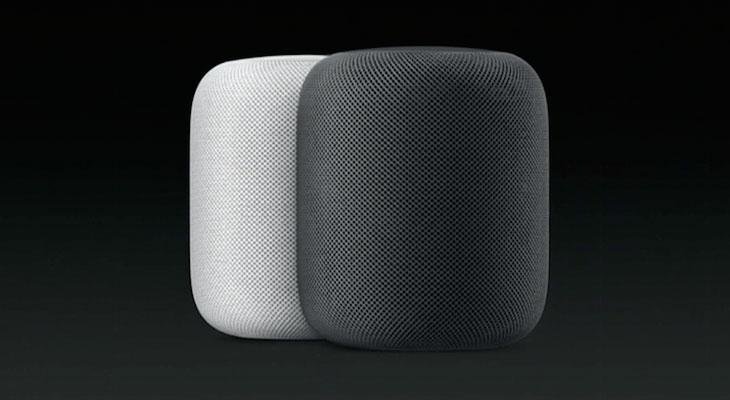 El firmware del HomePod revela los primeros sonidos del altavoz inteligente de Apple