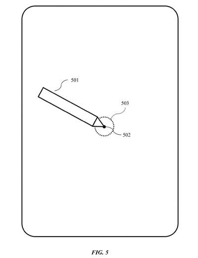 Patente-Apple_Pencil-iPhone