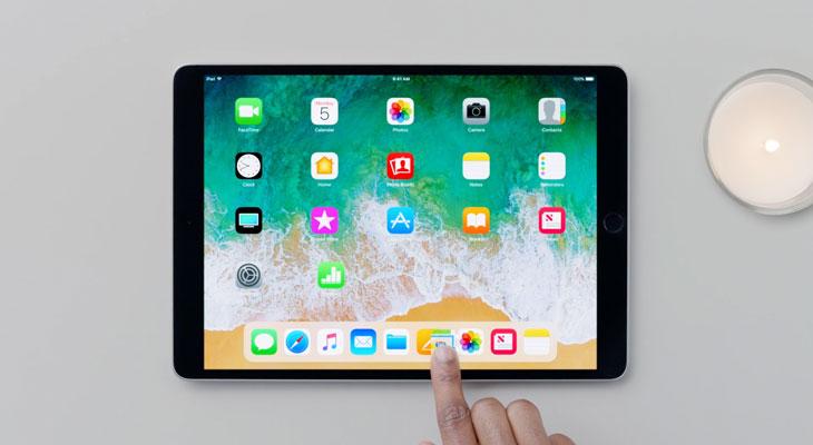 Apple nos muestra todo lo que podemos hacer con iOS 11 en el iPad en seis vídeos
