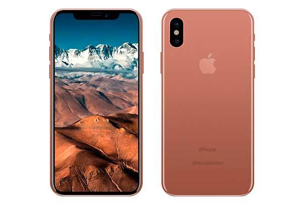 iPhone-8-Cobre-Render