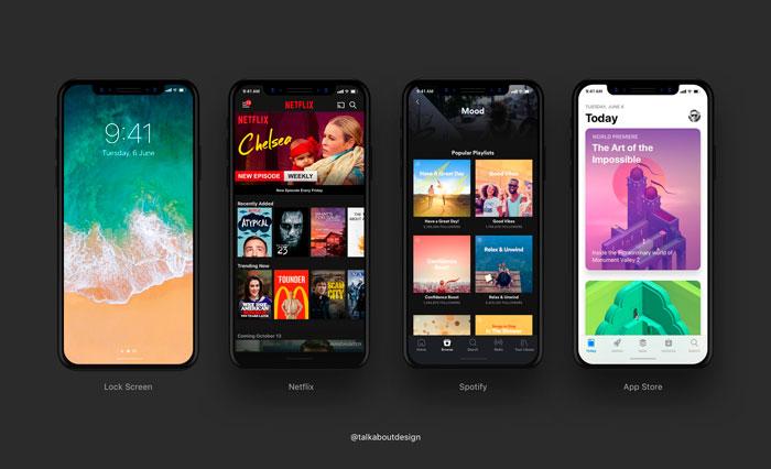 iPhone-8-aplicaciones