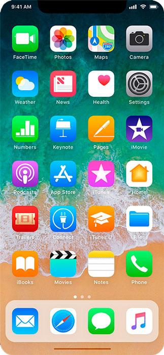 iPhone-8-barra-de-estado-dock